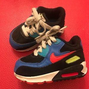 Nike air max baby size 4c sneaker